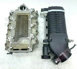 15 17 Ford F150 Whipple 2 9l Wk 2311 Stg1 5 0 Coyote Intercooled Supercharger