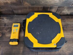 Fieldpiece Srs3 Wireless Refrigerant Scale With Remote Pre owned Free Shipping