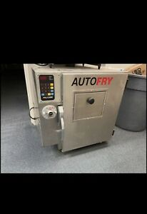 Autofry Mti 10 Ventless Automated Electric Fryer 240v 1ph
