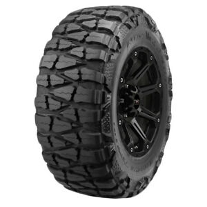4 35x1250r17lt Nitto Mud Grappler 125p E10 Ply Bsw Tires