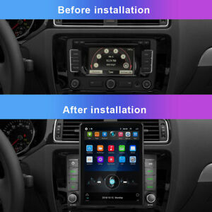 9 5 2din Android 10 0 Car Stereo Radio Gps Mp5 Wifi Console Center Touch Screen