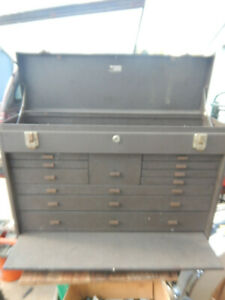 Kennedy 52611 Machinist Toolbox Tool Chest Box