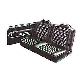 71 1971 Ford Torino Seat Upholstery Complete For Bench