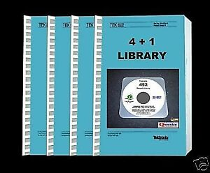Tektronix 492 Complete Paper Manuals Library 4 1