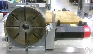 Troyke Dl Series A Rotary Table With Motor