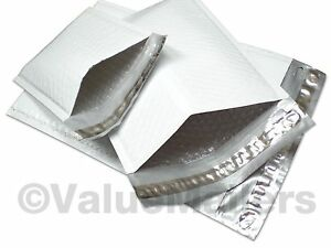 250 Cd 6 5x8 5 Poly Bubble Mailer Envelopes Mailers Bags