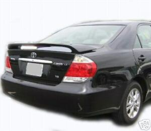 Factory Style Rear Spoiler Fits 2002 2006 Toyota Camry