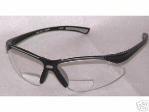 10 Prs Venusx Bifocal Reading Safety Glasses Clear 2 5 10 Pairs Free Shipping