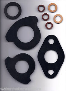 Leather Water Meter Coupling Gaskets 5 8 Washer