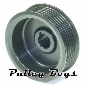 3 25 Supercharger Pulley 4 Jackson Racing Svt Focus