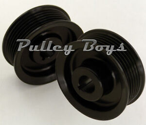 2 5 Magnacharger Radix Pulleys Gto Ssr Corvette F 150