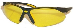 10 Prs Venusx Amber Yellow Safety Shooting Glasses S7613y Free Shippinh