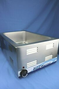 Soup Chili Gravy Warmer 1200 Watt 120v New