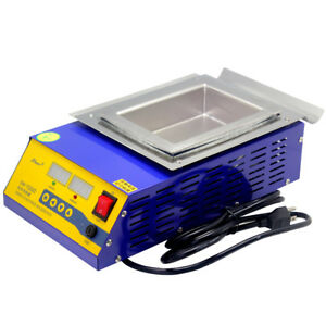 Brand New Lead free Soldering Pot 1000w Cm161 Compact 397lx205wx120h 5 7kg Usa