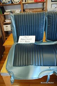 67 1967 Ford Fairlane 500 Bench Seat Upholstery