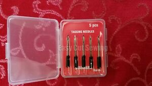 5 Tagging Tag Tagger Gun Replacement Needles 4 Dennison Mark Iii