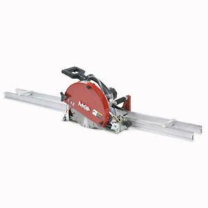 Wet Cutting Mk 1590 Rail Saw From Mk Diamond