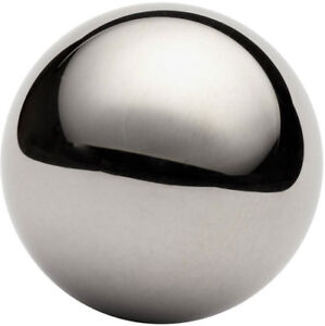 3 Pc Chrome Steel Ball Assortment 1 1 2 2