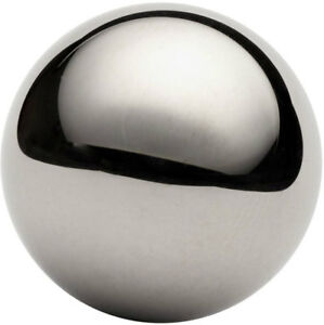 2 Pc Chrome Steel Ball Assortment 2 1 4 2 1 2