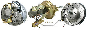 1964 66 Chevy Chevelle El Camino Complete Power Disc Brake Conversion Kit