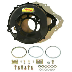 Quick Time Rm 8056 Ford Y Block To Toploader Bw T10 Transmission Bellhousing