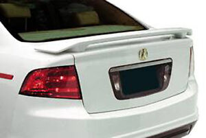 Factory Style Rear Spoiler Painted Fits 2004 2008 Acura Tl