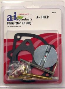 Complete Carb Kit For International M Mv W6