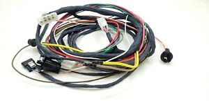 1962 62 Chevy Impala Rear Light Wiring Harness Convertible Ss