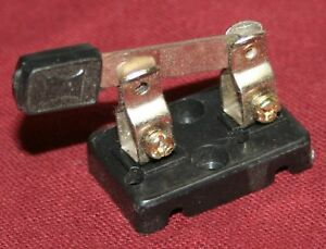 Knife Switch For Hit And Miss Engine Buzz Coil Maytag