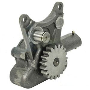Massey Ferguson Ford Jcb Leyland Landini Perkins Engine Oil Pump 41314078