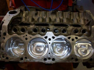 Mopar Dodge 408 5 9 Magnum 4 Stroker Engine Short Block Dodge 318 360 5 2 Repl