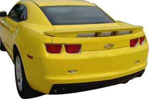 2010 2013 Chevrolet Camaro 4 Post Factory Style Painted Rear Spoiler Wing New