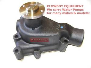 Water Pump for Ih 460 560 660 656 666 686 706 756 766 806 826 856 86 395813r91