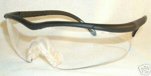 300 Pairs Electras Safety Shooting Glasses Clear S2310