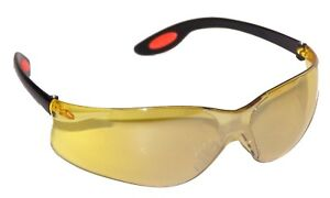 10 Prs Aries Ansi Z87 Safety Glasses Amber I o S1013z 10 Pairs Free Shipping