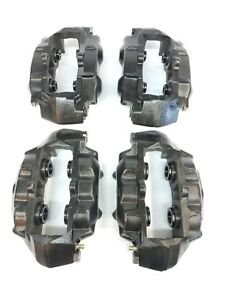 1965 82 Corvette Front Rear 4 Brake Calipers Ss O Ring