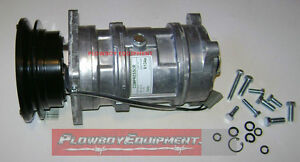 530748m91 Compressor A6 Style Clutch For Massey 1080 1085 1100 1130 1500 1800