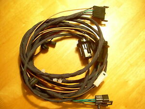 1965 65 Chevy Impala Rear Light Wiring Harness 2 And 4 Dr Hardtop Ss