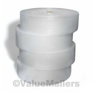 Large Bubble Roll 1 2 X 130 Ft X 12 Inch Bubble Large Bubbles Perforated Wrap