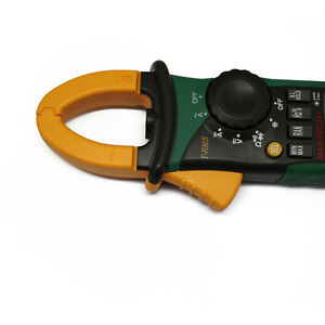 Ms2108s T rms Dc Clamp Meter Nrush Compared W Fluke Current Digital Meter