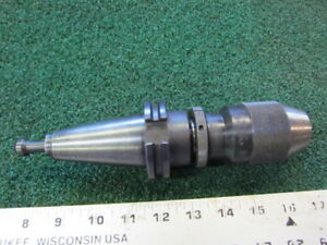 Cat 40 Adaptor W 0 1 2 Cushman Keyless Chuck W 016