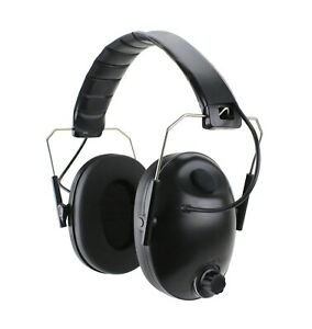 Electronic Smart Noise Canceling Earmuff Reduction Ear Eye Protection Muting