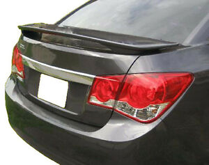 2011 2012 Chevy Cruze Painted Rear Spoiler Gm Official