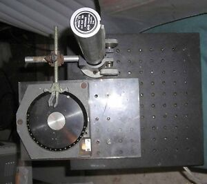 Precision Rotary Indexing Stage Assembly Cnc Lab Etc