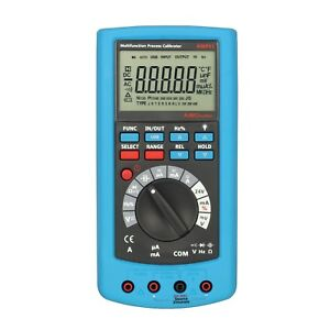 Ampx1 2 In1 Lcd Digital Multimeter High Accuracy Process Calibrator