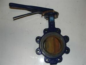 Nibco Butterfly Valve N20023slh