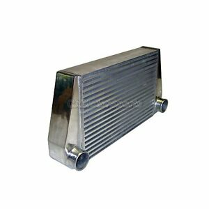 Turbo Fmic V Mount Intercooler 24x12x3 5 Works For Many Cars And Trucks