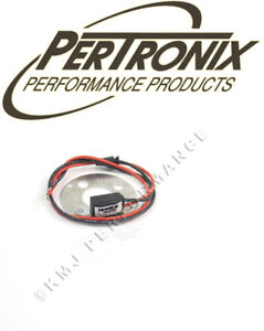 Pertronix 1168lsp6 Ignitor Electronic Ignition Delco 6cyl Points Pos Gnd 6v
