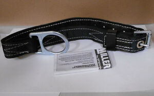 Miller Small Single D Ring Body Belt 1d859 123n sbk