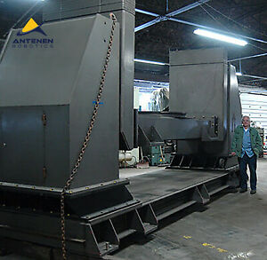 11 000 Lb Drop Center Welding Positioner tilt Rotate Pema Model 5000 Cr 2